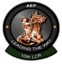 AEF: 10th - SR