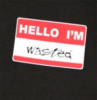 wasted's Logo